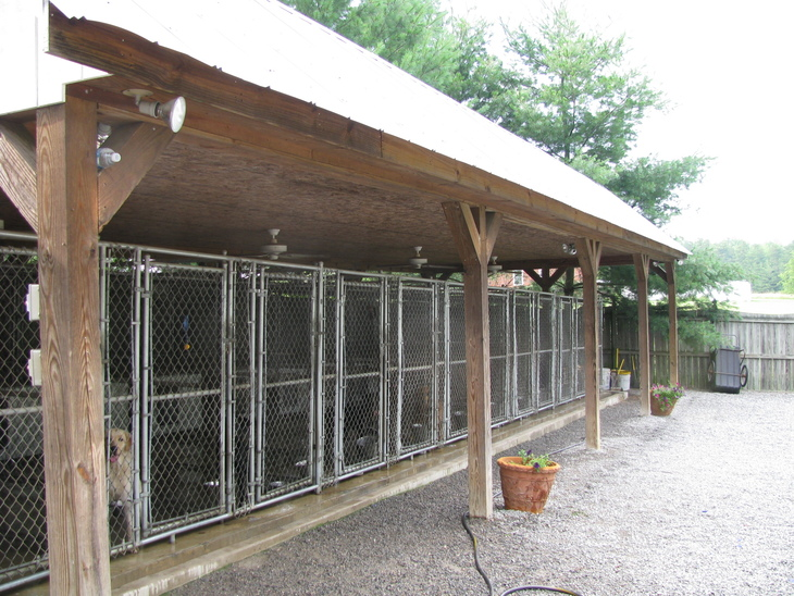 Heron Hawk Kennel Facilities picture 2